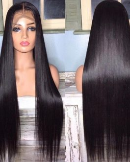 PERUVIAN 3-WAY PARTING LACE WIG