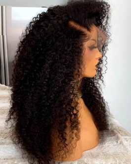 MALAYSIAN DEEP WAVE CURLS 360 FULL LACE WIG