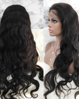 BRAZILIAN BODY WAVE 360 LACE WIG